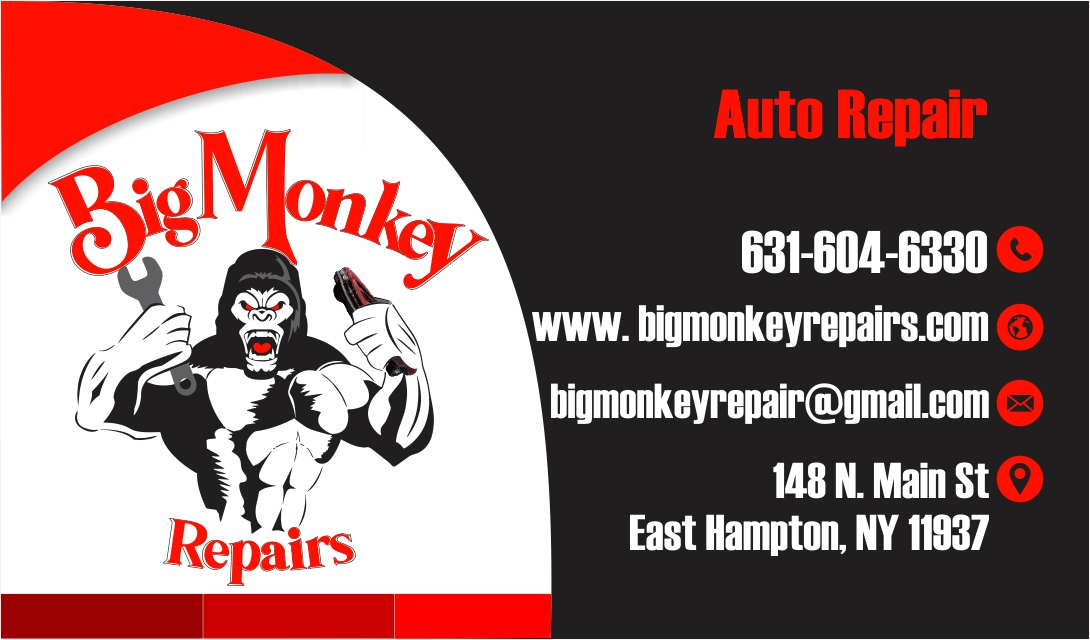 BIG MONKEY REPAIRS  INC