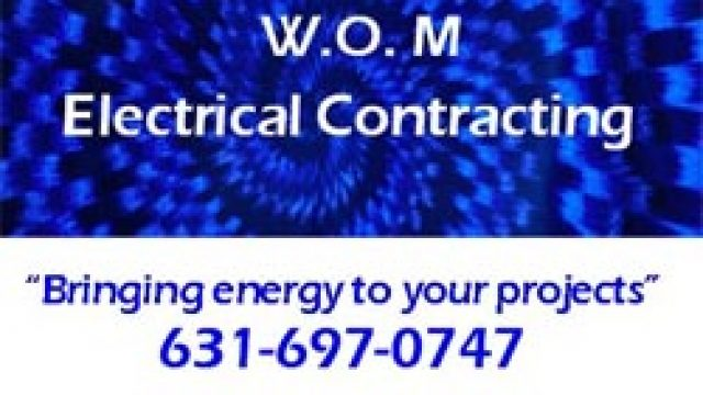 W.O.M Electrical Contracting