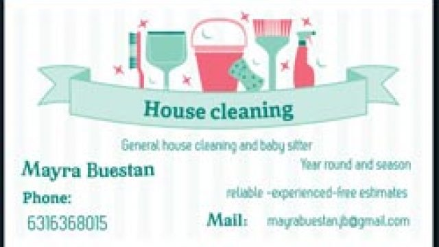 Mayra House Cleaning