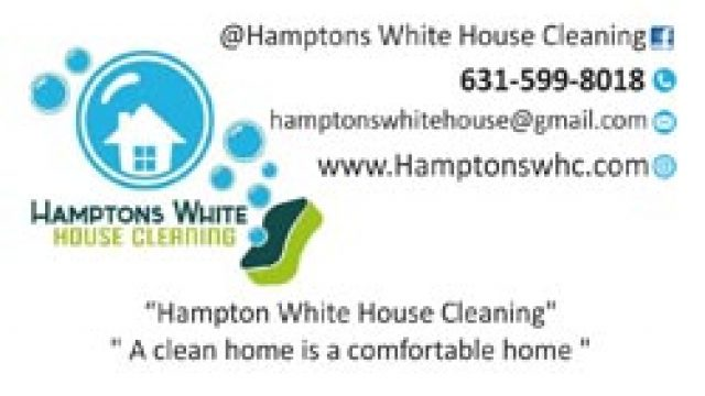 Hamptons White House Cleaning Service