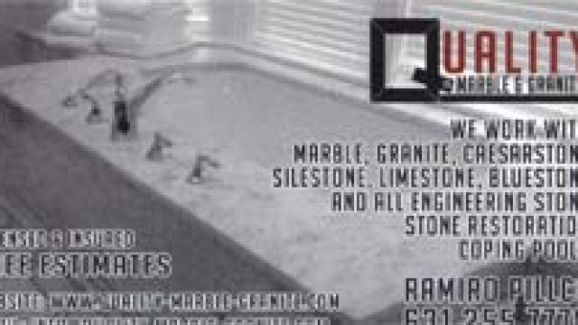 Quality Marble & Granite