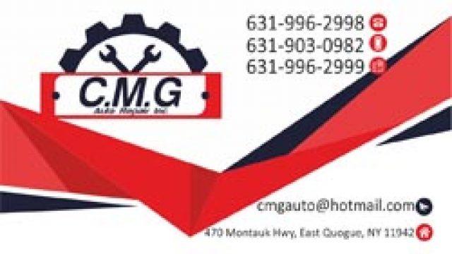C.M.C.  Auto Repair Inc