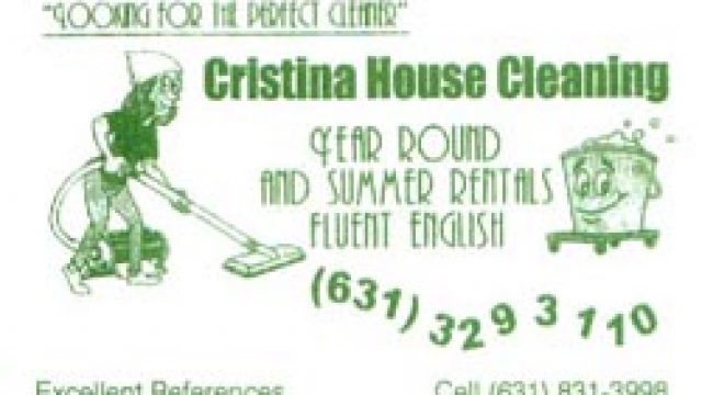 Cristina Cleaning Services
