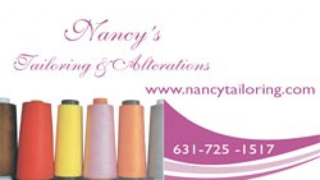 Nancys Tailoring and Alterations