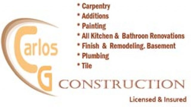 Carlos Guichay Plumbing & Tile