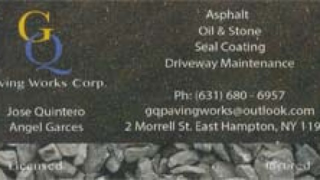 Paving Works Corp