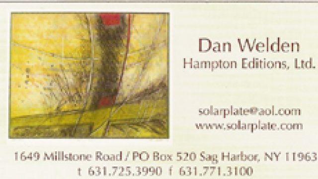 Dan Welden