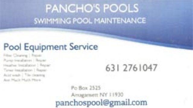 Panchos Pools