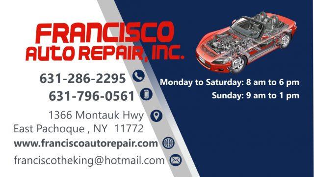 Francisco Auto Repair